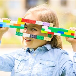 LEGO® Store Show - Programok - LEGO® DUPLO® medence