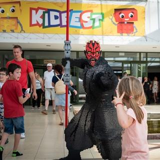 LEGO® Store Show - Programok - LEGO® Star Wars™ aréna