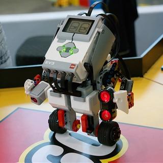 LEGO® Store Show - Programok - Ismerd meg a LEGO® Technic világát!