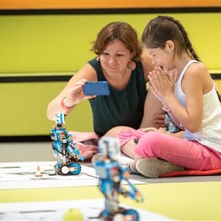 LEGO® Store Show - Programok - LEGO® Mindstorms® Robotsuli