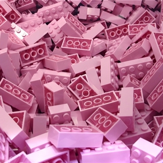 LEGO® Store Show - Programok - Rózsaszín építés