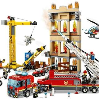 LEGO® Store Show - Programok - LEGO® City tűzoltóverseny