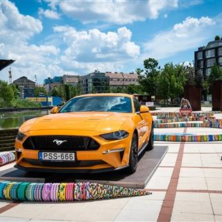 LEGO® Store Show - Programok - Ford Tereprali