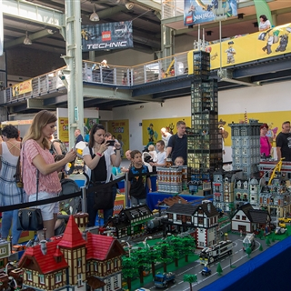 LEGO® Store Show - Galéria - LEGO Store Show 2017