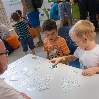 LEGO® Store Show - Programok - Nickelodeon óriás memóriajáték