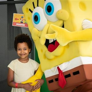 LEGO® Store Show - Programok - Szelfi készítés Spongyabobbal