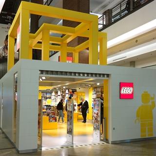 LEGO® Store Show - Galéria - LEGO Store Westend 1decd4bd72